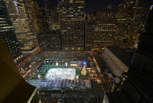 Ice Rink In The Middle of NYC? No Problem For Kohler Rental